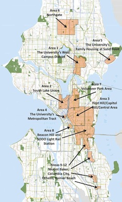 Gigabit Seattle coverage
