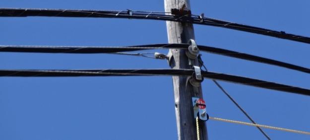 Utility Pole Reflectors