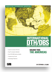 International DTH/DBS: Market Status and System Assessment, Volume Two, Africa, the Middle East and South Asia